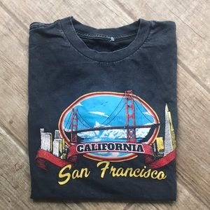 Brandy Melville San Francisco T Shirt